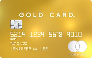 ラグジュアリーカード(ゴールド)