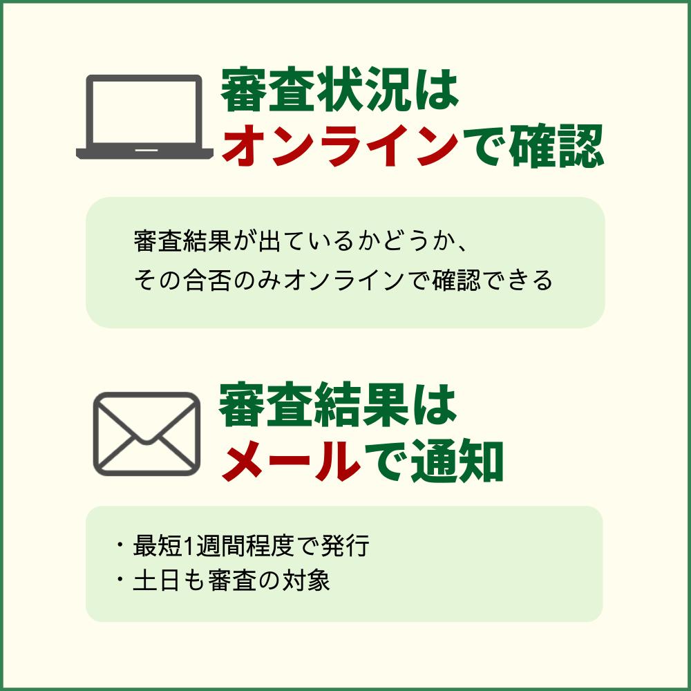 三井住友ビジネスカードfor Owners クラシックの発行までの時間や審査状況を確認する方法
